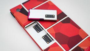 """Xem nguyên mẫu smartphone Project Ara """"xếp hình"""" tại Google I/O"""