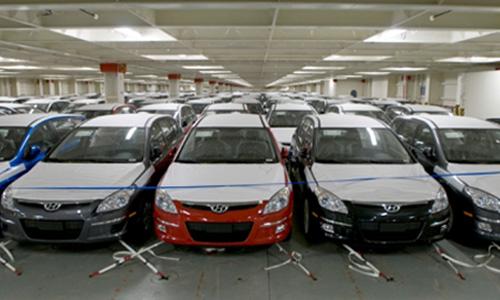 Sẽ tính thuế ôtô nhập khẩu theo cách mới