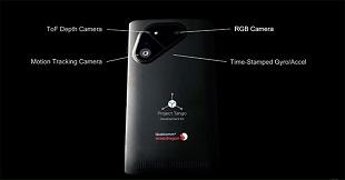 Google hợp tác với Qualcomm sản xuất điện thoại Project Tango