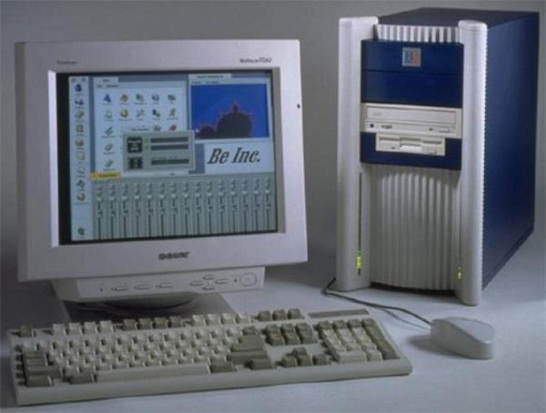 """BeOS, hệ điều hành suýt """"giết chết"""" iPhone, iPad"""