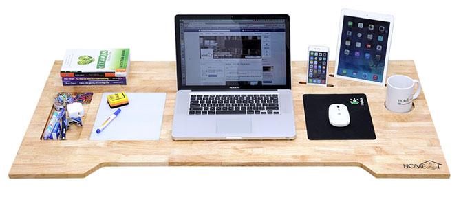 Tặng bạn đọc 02 bàn công nghệ của HomeOffice.com.vn