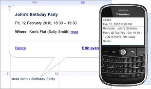 Google Calendar bỏ chức năng gửi SMS miễn phí