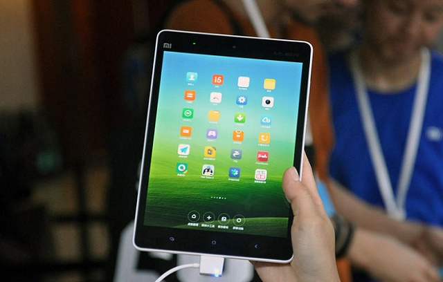 Xiaomi chuẩn bị ra mắt tablet giá 2 triệu đồng