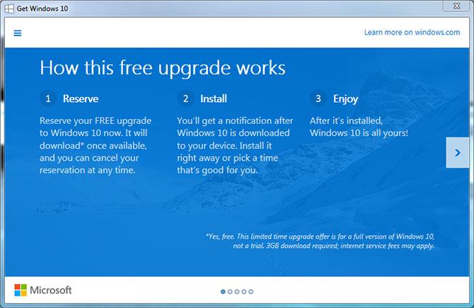 Windows 10 chA�nh tha��c ra ma??t 29/7