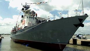 Công nghệ đóng tàu tên lửa đoạt giải nhất sáng tạo khoa học Việt Nam