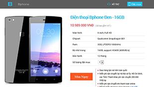 Bkav có thể bán 12.000 Bphone trong ngày 2/6