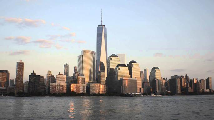 Video timelapse về 11 năm xây lại tòa tháp đôi WTC