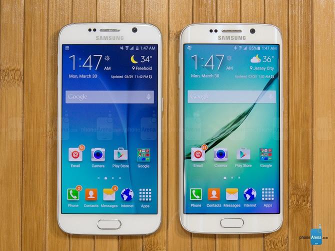 Samsung Galaxy S6 and S6 edge ha�� tra�? cha�?p a??nh RAW sau khi ca?�p nha?�t Android 5.1