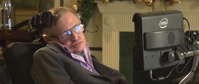 Stephen Hawking: Trí tuệ nhân tạo có thể hủy hoại loài người
