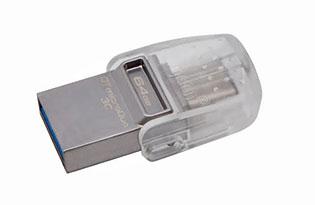 Kingston ra mắt bộ nhớ USB Type-C