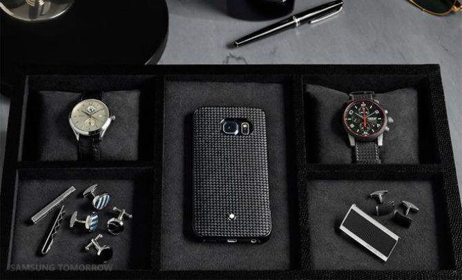 Samsung giới thiệu bộ case cao cấp dành cho Galaxy S6/S6 edge