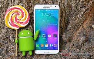 """Galaxy E5, E7 được """"ăn kẹo"""" Lollipop trong quý III"""