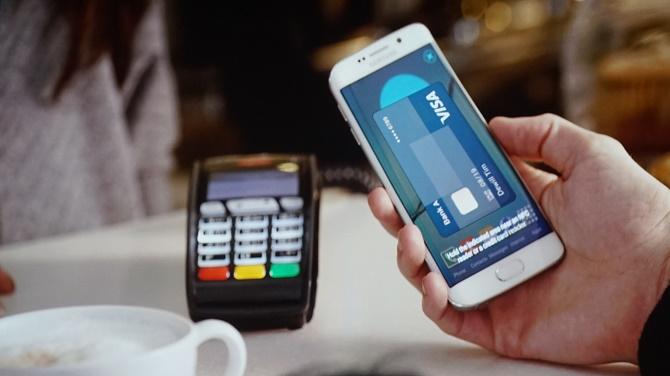 """Samsung muốn """"bành trướng"""" dịch vụ thanh toán di động"""