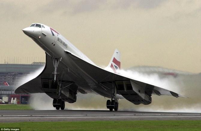 12 năm kể từ ngày máy bay Concorde thực hiện chuyến bay cuối cùng của mình, NASA công bố một dự án trị giá 2,3 triệu đô với mục đích đưa máy bay siêu thanh trở lại với bầu trời.