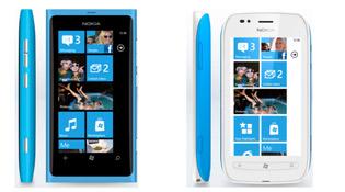 Nokia Lumia 800 và 710 chính hãng bán từ ngày 9/4