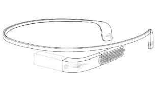 Lộ ảnh Google Glass 2 với thiết kế gọn gàng hơn