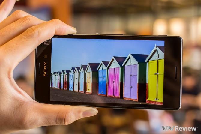 Mở hộp Sony Xperia M4 Aqua