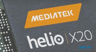 MediaTek: SoC 10 lõi Helio X20 tiết kiệm điện hơn 30 đến 40%