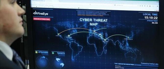 Trung Quốc tấn công mạng quy mô lớn nhắm vào Mỹ