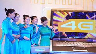 Viettel muốn triển khai 4G trong năm 2015