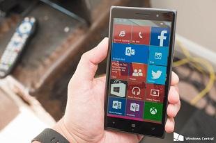 Bộ ảnh mới nhất về giao diện Windows 10 Mobile