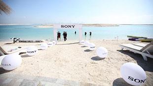 Sony mở cửa hàng bán smartphone dưới nước