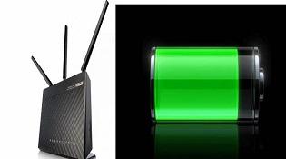 Biến Wi-Fi router thành bộ sạc không dây