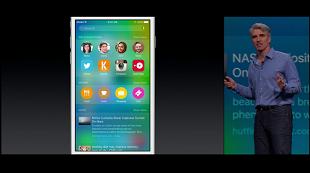 """Tính năng tìm kiếm Proactive sẽ """"giết"""" chết Home Screen trên iOS 9"""