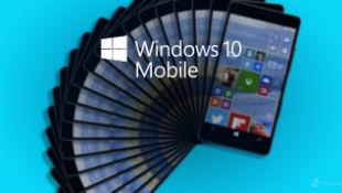 Windows 10 Mobile sẽ ra mắt vào tháng 9?