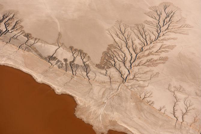 Chiêm ngưỡng những bức ảnh chụp trái đất từ trên cao