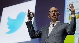CEO Twitter bất ngờ từ chức