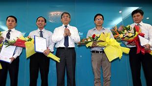 Bộ TT&TT bổ nhiệm 9 lãnh đạo cho 6 đơn vị