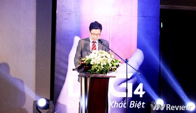 LG G4 bán ra tại Việt Nam từ 15/06, giá từ 14 triệu đồng