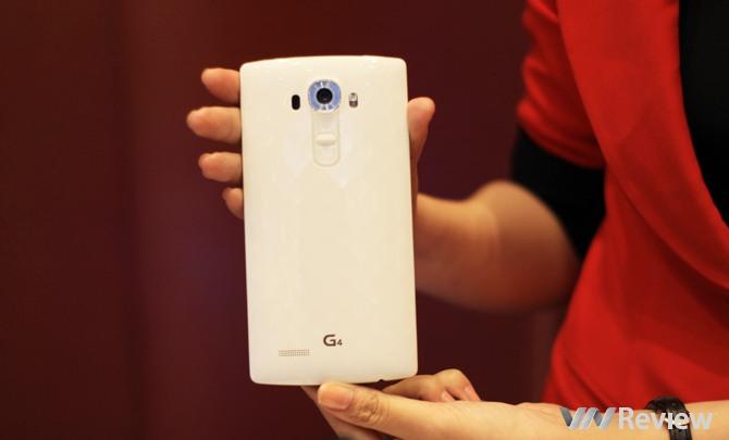 LG G4 bán ra tại Việt Nam từ 15/06, 2 SIM, giá từ 14 triệu đồng