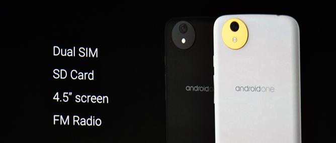 Vì sao Android One rơi vào cảnh thất bại?