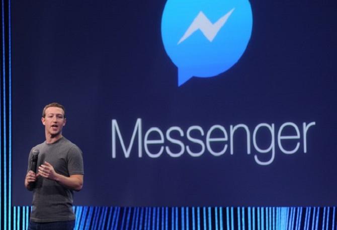Facebook Messenger cán mốc 700 triệu người dùng