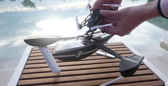 Parrot ra mắt 13 dòng drone mini giá rẻ, chỉ từ 99 Euro