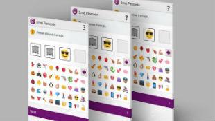 Dùng emoji làm mật khẩu giao dịch trực tuyến