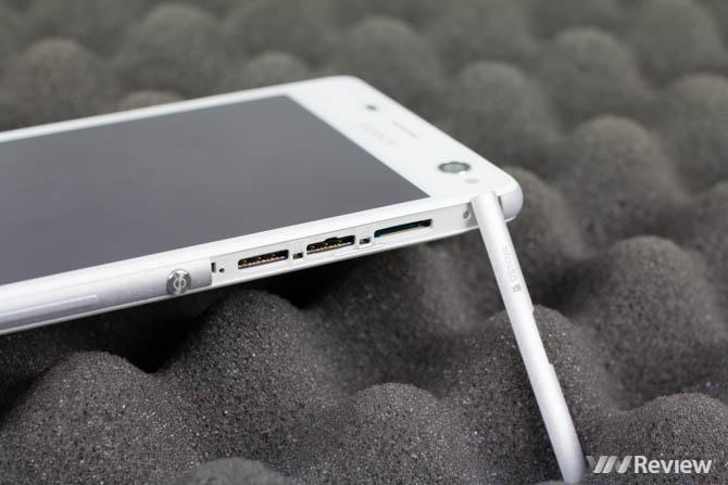 Trên tay Sony Xperia C4