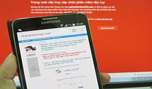 Bùng phát tin nhắn lừa nạp thẻ điện thoại qua Facebook