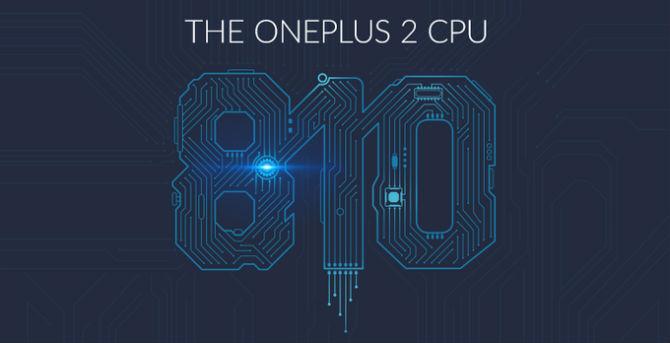 OnePlus hé lộ OnePlus 2 sử dụng SoC Snapdragon 810