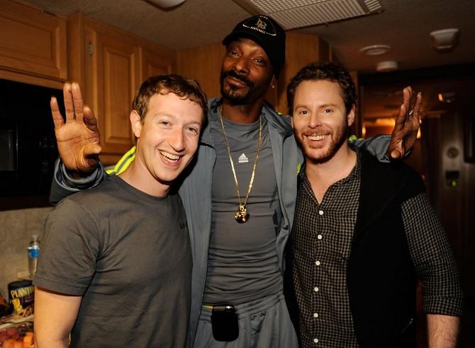 Những khoảnh khắc tuyệt đẹp trong cuộc đời của CEO Facebook