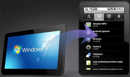 Cài đặt Windows 7 trên thiết bị Android - VnReview - Tư vấn