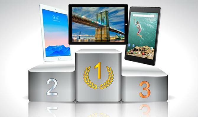 Microsoft Surface Pro 3 nhận danh hiệu tablet nhanh nhất thế giới