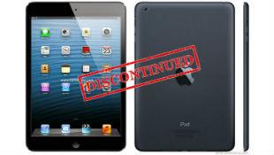 Apple ngừng bán iPad mini đời đầu