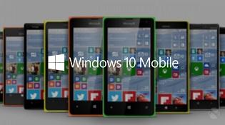 Lộ tên mã 4 máy Lumia Windows 10 mới: Guilin, Honjo, Saana và Saimaa