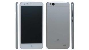 ZTE sắp ra smartphone nhái iPhone 6 Plus