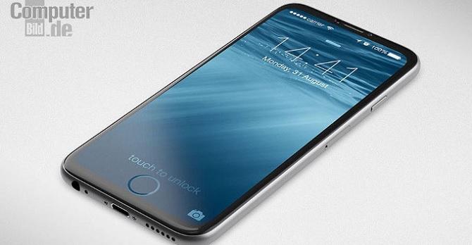 iPhone tương lai sẽ sử dụng nút Home ảo?