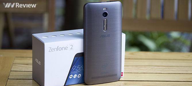 Asus Zenfone 2 đã đến tay bạn đọc may mắn