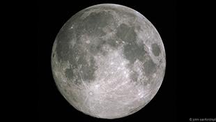 Mặt Trăng đến từ đâu